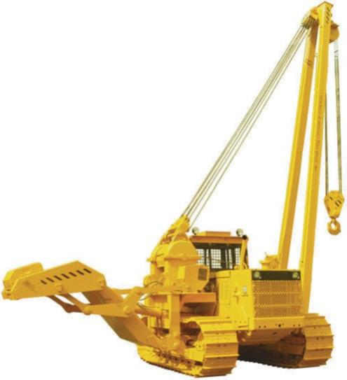 Трубоукладчики тракторы бульдозеры